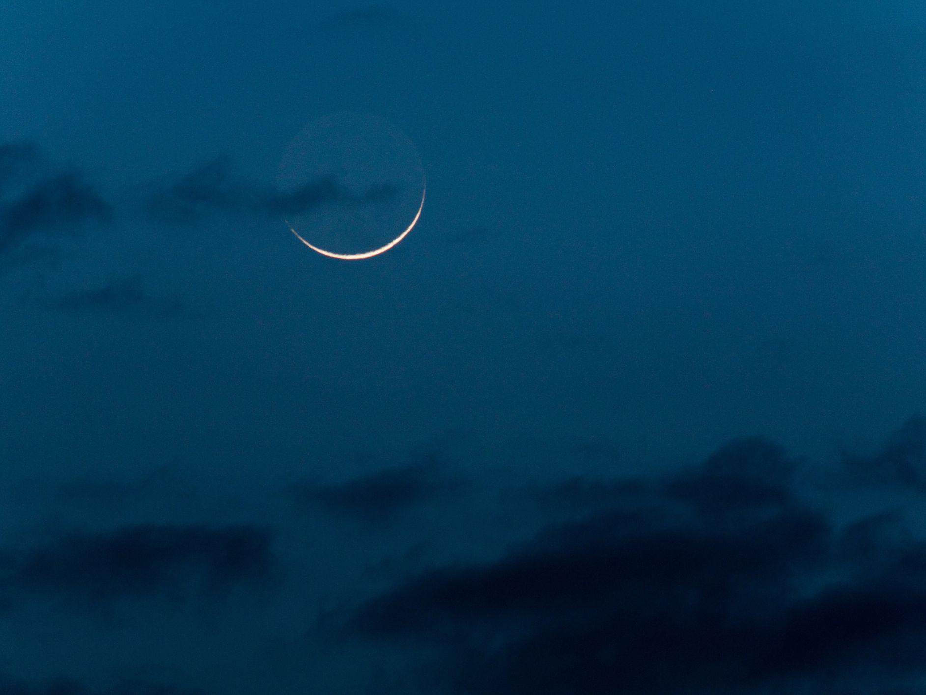 new moon sighting