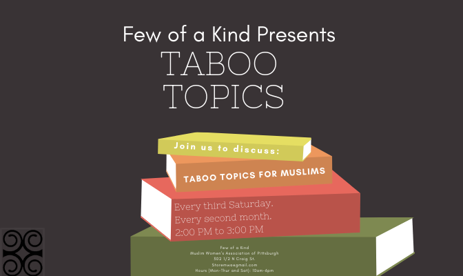 Taboo Topics for Muslims